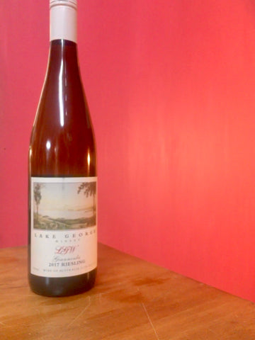 Lake George Winery 2017 Riesling Giannoula 750ml