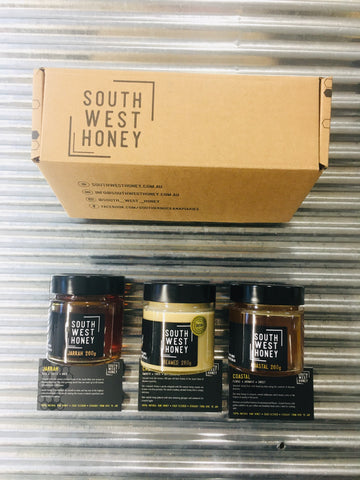 Favourites Honey Gift Box