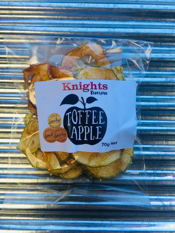 Toffee Apples 70g