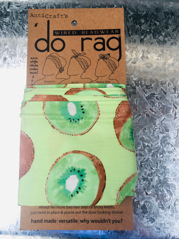 Do-Rag - Kiwi Fruit