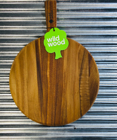 Chopping Board - Medium Curvo Paddle