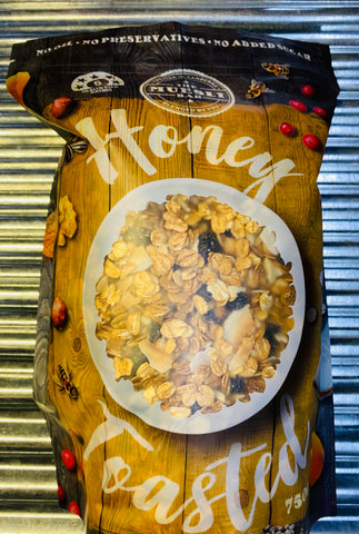 TMB Honey Toasted Muesli 750g
