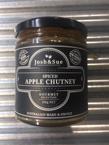 Josh&Sue Spiced Apple Chutney 260g