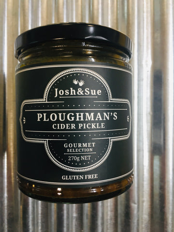Josh&Sue Ploughman's Cider Pickle 300g
