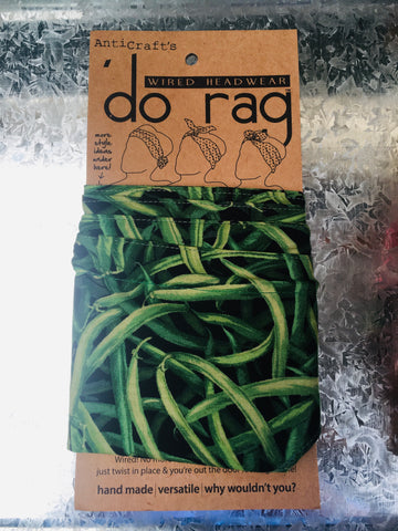 Do-Rag - Green Beans