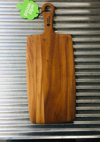 Chopping Board - Wild Balmoral Rectangle Paddle
