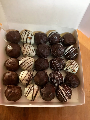 Single Assorted PUD Balls FS 24 in a Box