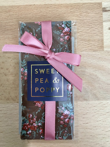 SweetPea&Poppy Milk Chocolate Small Bar 57g