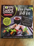 PoppySmack Rice Paper Roll Kit