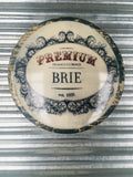 Ceramic Cheese Baker - French Navy