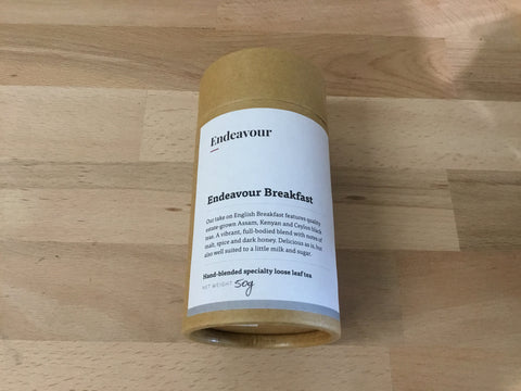 Endeavour Breakfast 50g Tube