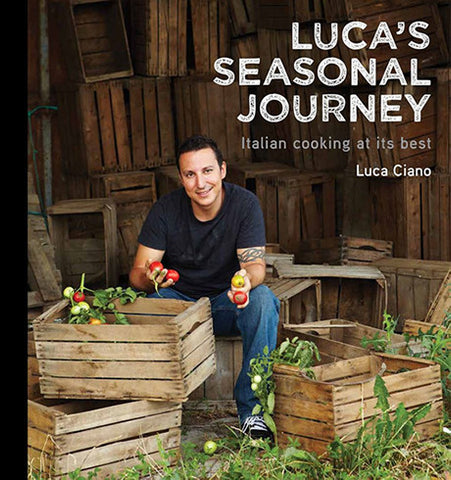 Luca's Seasonal Journey. Italian cooking at its best.
