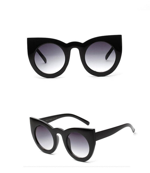 KAPSULE Oversized Sunglasses