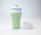 Collapsible Coffee Cup  300ml (Green)