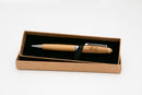Bamboo Twist Pen w/ Craft Box