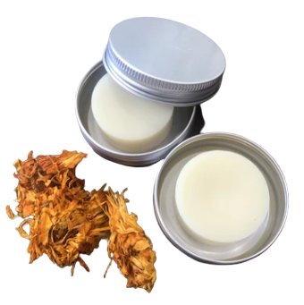 Lavender Calendula Lotion Bar 20g