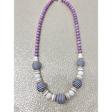 Load image into Gallery viewer, Children's Lilac Necklace