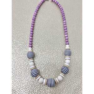 Children's Lilac Necklace