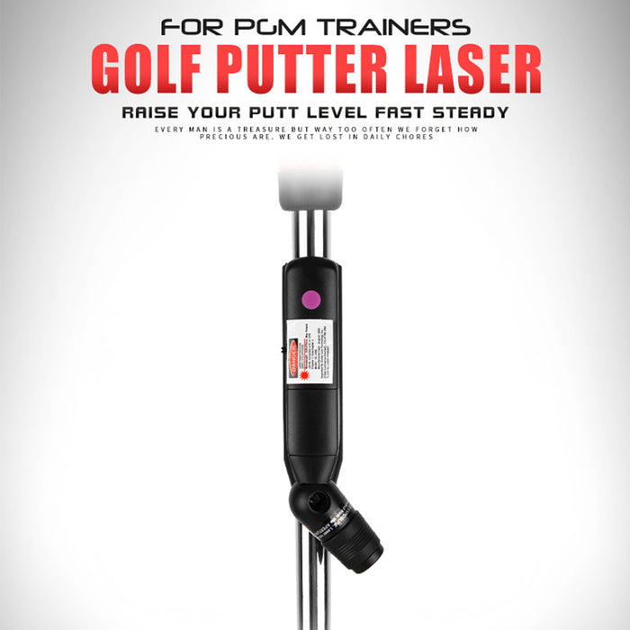 Golf Putter Laser Sight