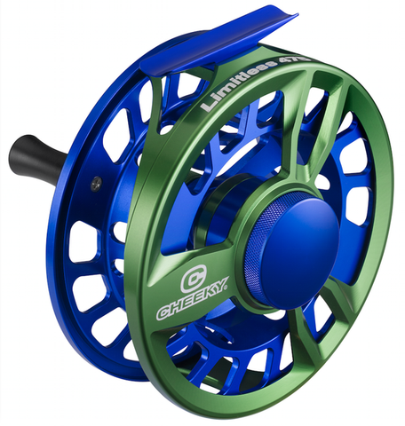 Cheeky - Limitless 475 Fly Reel