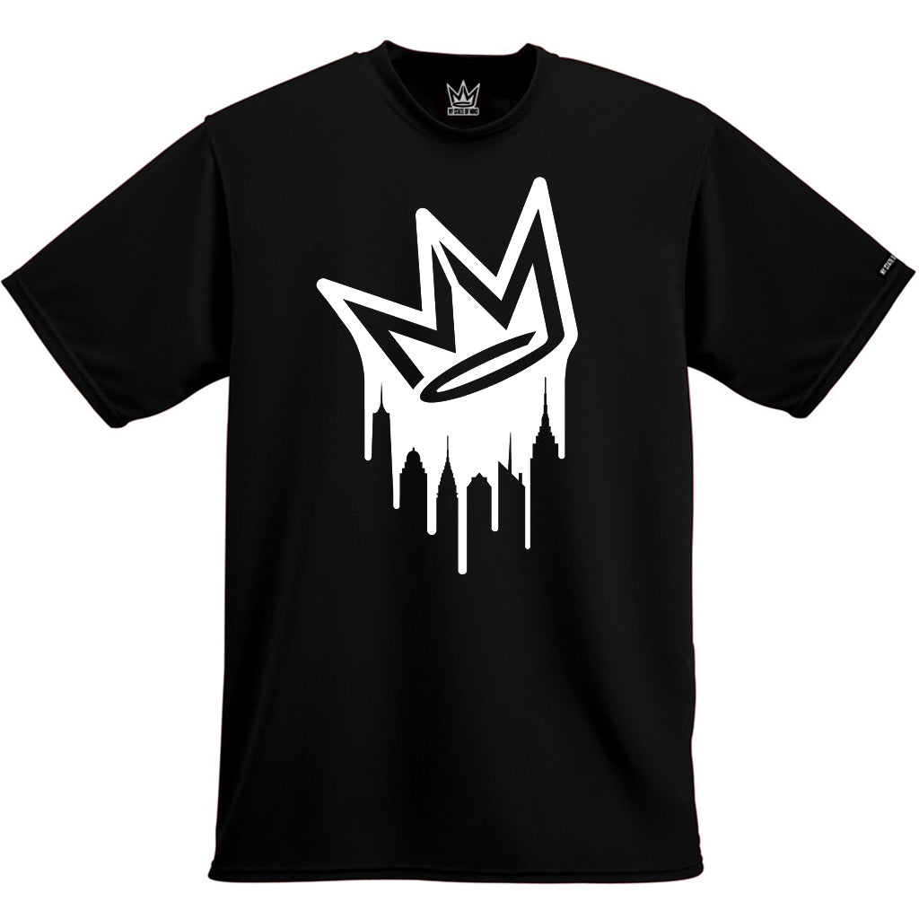 Dripping Logo T-Shirt by NY State of Mind™