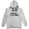SAMO©... 4 The Masses by Al Diaz Hoodie