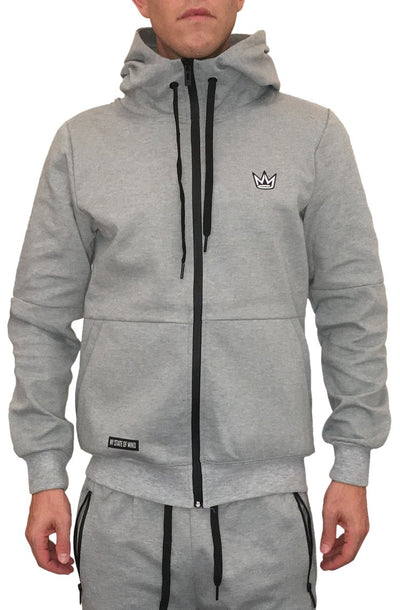 Tech Fleece Zip Up Hoodie by NY State of Mind™
