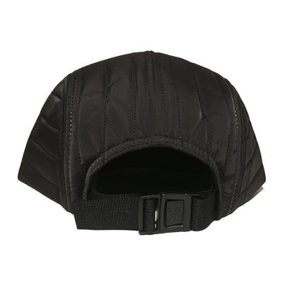 Quilted 5 Panel Hat