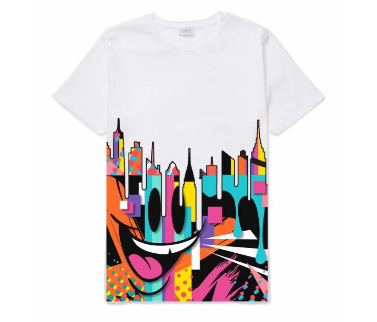 Phase 1 Drip by Sket One T-Shirt for NY State of Mind™