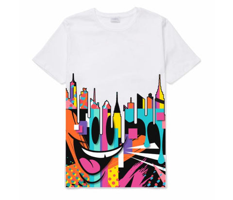 Phase 1 Drip T-Shirt by Sket One x NYSM