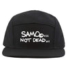 SAMO©... NOT DEAD... by Al Diaz 5 Panel Hat