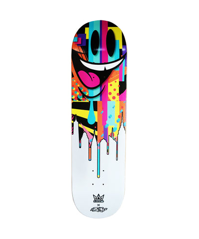 Skateboard Deck by Sket One x NYSM (signed by Sket One)