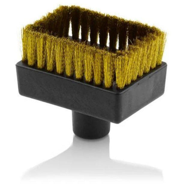 Reliable Steam Cleaner Accessories 1000CC Rectangular Brass Brush 1000CCARECTB