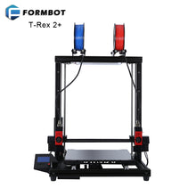 Load image into Gallery viewer, Formbot Large Format Multifunction 3D Printer T-Rex 2+ with 400x400x500mm Build Size T-Rex2+