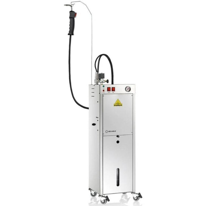 Reliable 9000CD Automatic Dental Lab Steam Cleaner