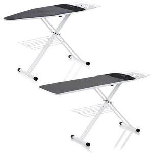 Reliable 320LB 2-in-1 Premium Home Ironing Board W/ Verafoam Cover Set