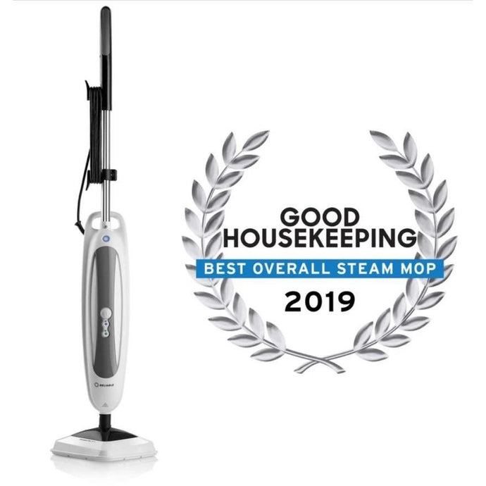 Reliable Steamboy Pro 300CU Steam Mop with Scrub Brush