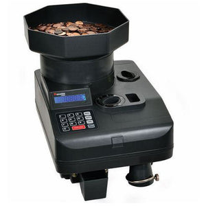 Cassida Portable Heavy-Duty Coin Counter/Off-Sorter C850