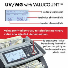 Load image into Gallery viewer, Cassida 5520 Series Bill Counter with ValuCount™