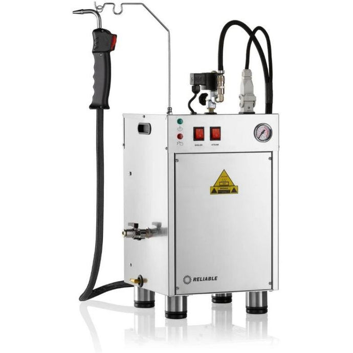 Reliable 8000CD Automatic Dental Lab Steam Cleaner