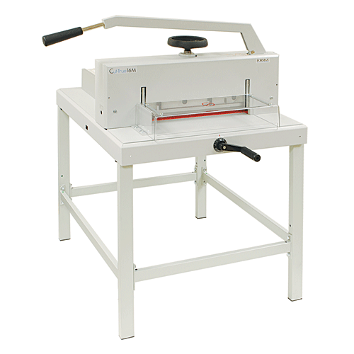 Formax Manual Guillotine Cutter Cut-True 16M