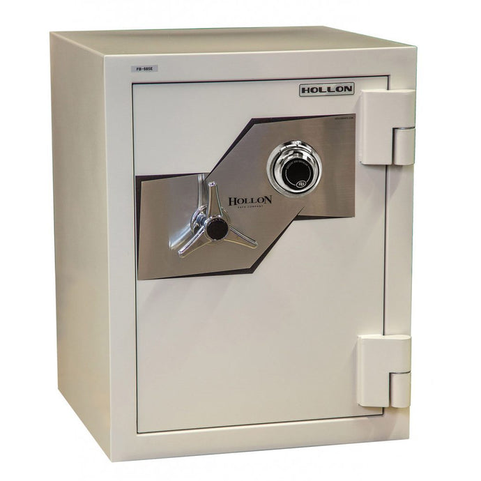 Hollon Safe Fire & Burglary Safe Oyster Series FB-685C