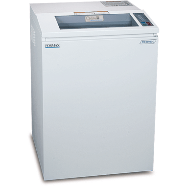 Formax Strip-Cut OnSite Office Shredders FD 8602SC