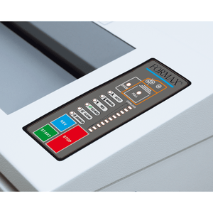 Formax FD 87 Plasti Plastic and Laminate Shredder