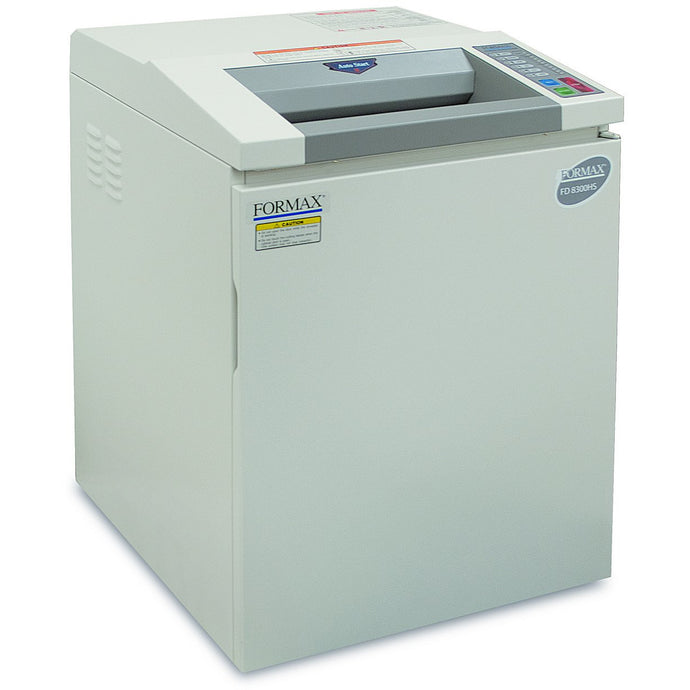 Formax High Security Deskside Shredder FD 8300HS
