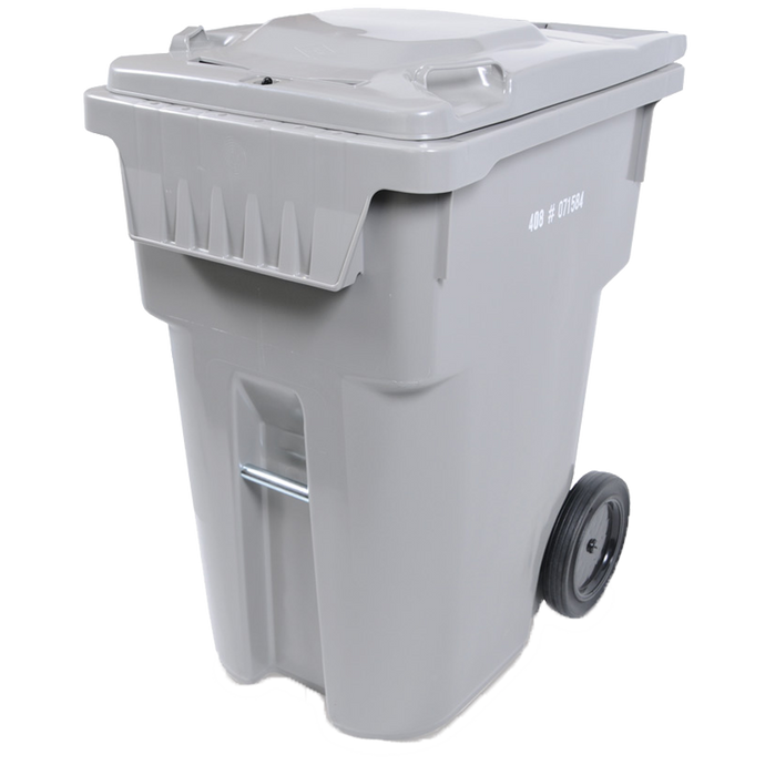 MBM Lockable High Capacity Collection Bin AC0283