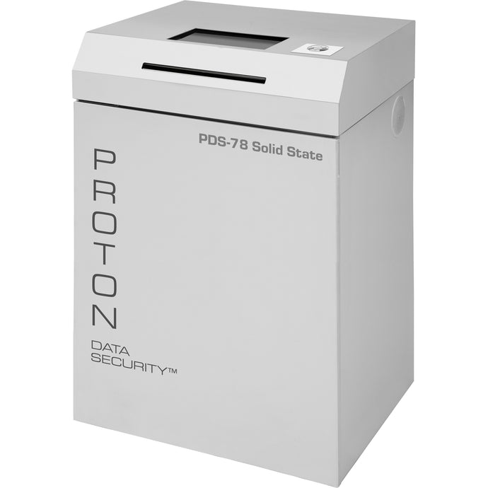 Proton PDS-78 Solid State Multimedia/Paper Shredder