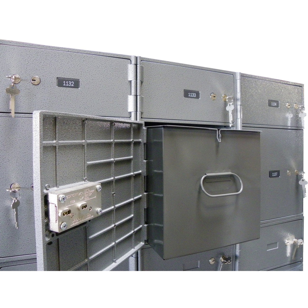 Socal Safe ST Series Modular Safe Deposit Boxes ST-10