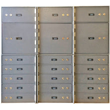 Load image into Gallery viewer, Socal Safe SS Series Modular Safe Deposit Boxes SS-30