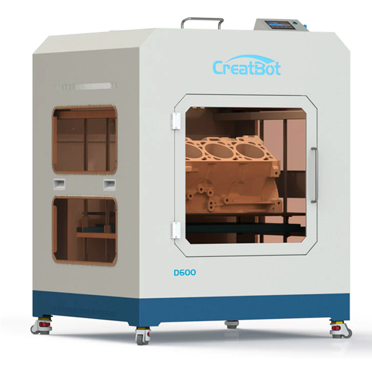 Creatbot D600 / D600 Pro Industrial 3D Printer